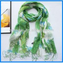 Печатные ленты Последние дизайны шарфов