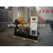 Tipo aberto Weifang 25kva gerador magnético venda