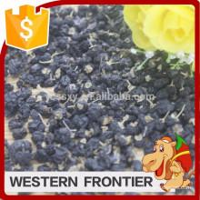 2016 latest dryed of China QingHai of whole shape Black goji berry
