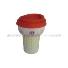 Taza de la taza de café para niños