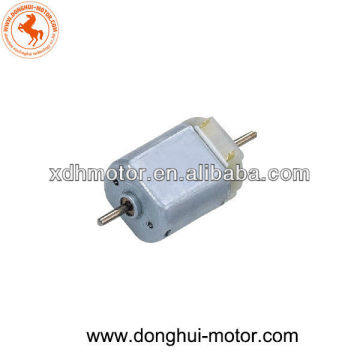 DC dual shaft toy motor,12V DC Micro dual shaft toy motor