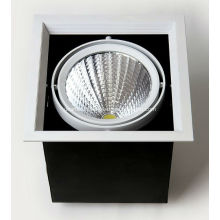 Plaster ceiling lighting 26W 1800-1900lm led bean container light