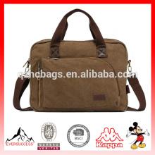 New Handbags Men Messenger Canvas conference bags Crossbody Shoulder Bag
