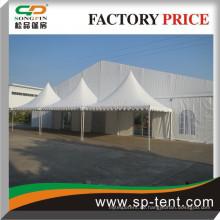 Günstige PVC-Rahmen Kombination Stil Struktur Partei Veranstaltung Zelt mit Guangzhou Lieferanten