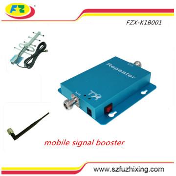 Impulsionador móvel do sinal de 62dB 850MHz 3G GSM CDMA