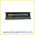 25 Port Cat 3 RJ11 Patch Panel,Voice Function