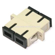 Adaptateur duplex multimode SC / PC, équipement de communication, adaptateur fibre optique