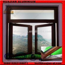 Perfis de extrusão de alumínio para janelas e portas de batentes