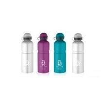 Garrafa de água de aço inoxidável personalizado de 500ml, garrafa de aço inoxidável BPA Free
