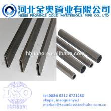 ASTM A519 1018 1026 tubos de acero sin costura de precisión acero al carbono