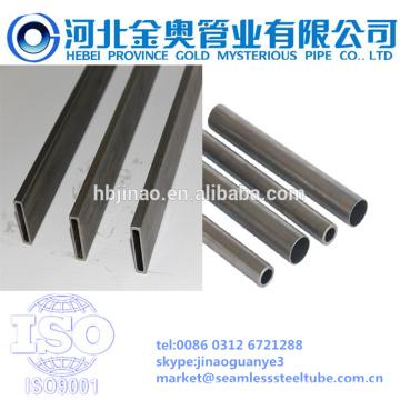 ASTM A519 1018 1026 tubos de aço sem costura de precisão aço carbono