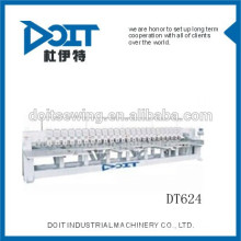 Máquina de bordar plana DOIT DT624