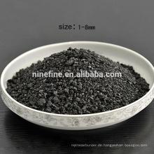 schwefelarmer 0,05% graphitisierter Petrolkoks gpc