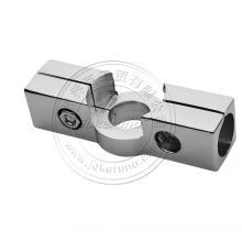 accesorios de taller de tubo de cromo fuerte de 25 mm