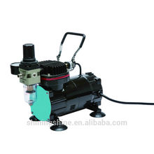 2016 new arrive tattoo airbrush compressors