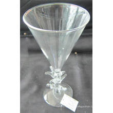 Single Wall Clear Champagen Glass (220G, 335ML)