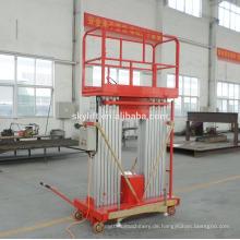 beweglicher Plattformleiteraufzug Aluminium / hydraulischer Tischlift / skylift