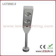 Precio competitivo 2W LED Foco de pie para la iluminación de la joyería LC7355c-2