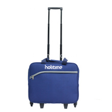 2016 Nouveau Design 2 Spinners Trolley Laptop Suitcase