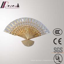 Guzhen New Design Hôtel décoratif secteur cristal lampe murale