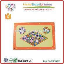 2015 OEM de alta calidad caliente baratos juguetes educativos inteligentes, venta caliente juguetes educativos de madera