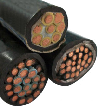 China manufacturer standard electric Multi core control cable