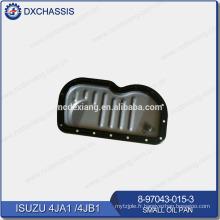 Véritable 4JA1 / 4JB1 moteur petit carter d'huile 8-97043-015-3