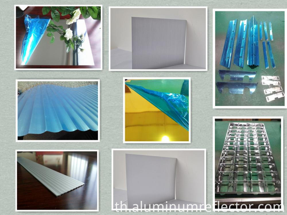 aluminum coil application for