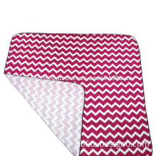 Cotton flannel blanket, secure and comfortable