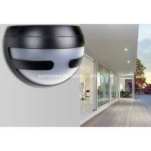 2 LED Power Motion Sensor Garden Security Solar Lamp