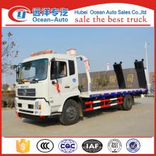 Dongfeng Kingrun camiones de limpieza de obstáculos de carretera en venta