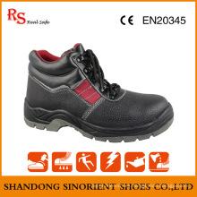 Buffalo Leather Cheap Safety Shoes Pakistan Snb110