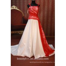 IN STOCK Hombro-correas vestido de fiesta de las mujeres de piso-longitud vestido de baile SE100