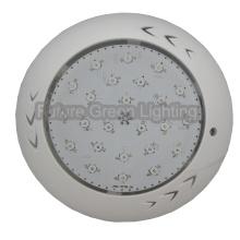 Lumière sous-marine LED 72W, lumière de piscine LED et lampe de piscine montée en surface à LED