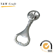 Metal Bottle Opener with Imbossed Logo (K03027)