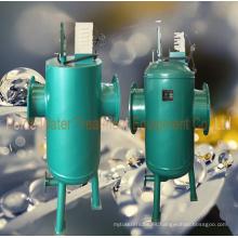 Equipo de tratamiento de agua integrado de alta calidad para sistemas de calefacción