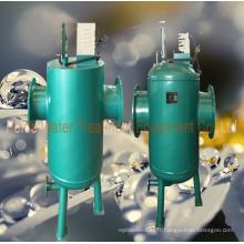 Équipement intégré de traitement de l'eau de haute qualité pour les systèmes de chauffage