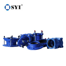EN 14525 ISO 2531 Ductile Iron Universal Flexible Coupling for pipeline projects