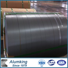 Bobine en aluminium recouvert de couleur 3003-H18 pour obturation