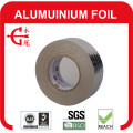 Запечатывания алюминиевой фольги ленты с клейкой Воздухоустойчивое