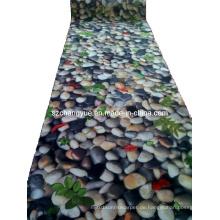 Digital bedruckte Polyester Matten Rolls mit PVC Backing