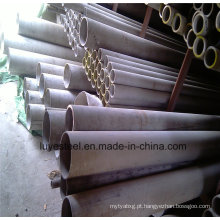 Tubulação sem emenda de aço inoxidável / tubulação soldada / encaixes de tubulação 201 304 316L