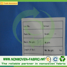 Laminated Nonwoven Fabric Roll Manufacturer