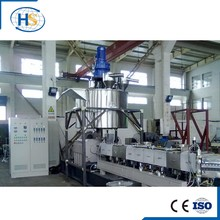 Tse-65 Pet Bottle Recycling Pelletizer for Filling Masterbatch