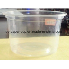 Bols en plastique pour l'industrie des boissons dans les ventes chaudes