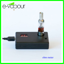 Appareil de mesure de la cigarette E-Cigarette Ohm Meter Acceptez Paypal