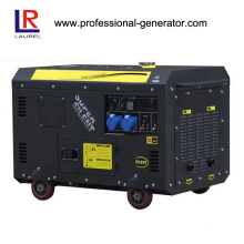 9kw Soundproof Diesel Generator for Home Use Air-Cooled