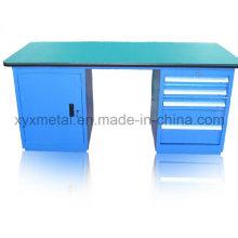Multifunctional Steel Workbench for Workshop or Warehouse