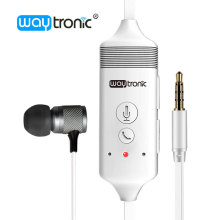 Sound Recording Earphones Wired Headphones For Iphone