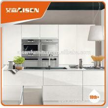 Fábrica totalmente equipada de móveis de cozinha prefabricados diretamente para o mercado americano